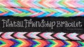 Rag Rug Friendship Bracelet Rag Rug Friendship Bracelet Diy Tutorial Youtube