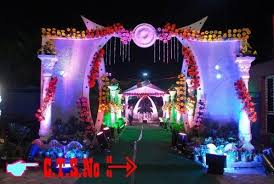 gate decoration services in durgapur burdwan west bengal india