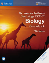 amazon com cambridge igcse u0026 174 biology coursebook with cd rom