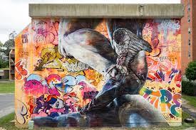 pow wow worcester 2017 street art mural recap hypebeast pow wow worcester street art mural artwork paintings nosego caratoes apexer denial pichiavo nicky davis