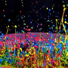 color splash wallpaper wallpapersafari