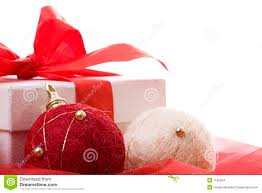 christmas present decoration stock images image 7195264