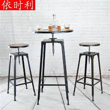 Retro Bar Table Residential Bar Stools Mainlinepub