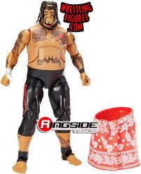 Randy Orton Halloween Costume Umaga Wwe Elite 40 Wwe Toy Wrestling Action Figure Mattel