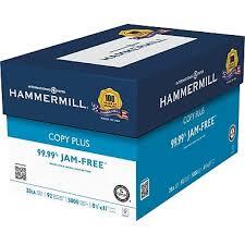 hammermill copy plus copy paper 8 1 2 x 11 staples