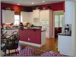 kitchen wall color with off white cabinets painting 28300