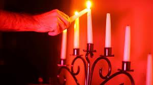 channukah candles chanukah hanukkah candles background stock footage videoblocks