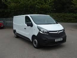 used vauxhall vivaro vans for sale motors co uk