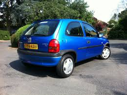 vauxhall corsa 2002 vauxhall corsa 1 0 12v club special eds very low mileage tj