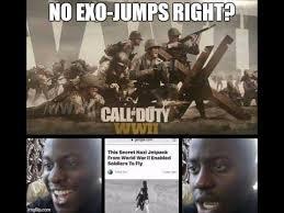 Call Of Duty Meme - call of duty ww2 memes youtube