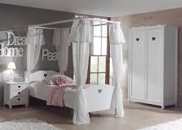 chambre fille et blanc chambre fille blanc laqué novomeuble