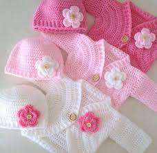 baby girl crochet kids crochet baby cardigan winter clothing free pattern gift