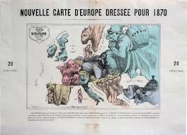 World War 2 In Europe And North Africa Map by Bringing The Map To Life European Satirical Maps 1845 1945
