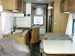 motor home interior the toyota mini motorhome a rv with a strong following