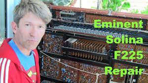 mf 25 eminent solina f225 vintage organ repair and service youtube