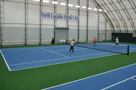 Tennis Info North Cascades Athletic Club