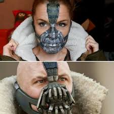 Bane Halloween Costume Dark Knight Rises Batman Dark Knight Rises