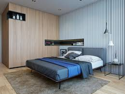 Modern Box Bed Designs 2 Modern Apartments Under 1200 Square Feet Area For Young Families