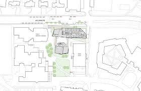 Building Site Plan Anderson School Of Management Building Anderson School Of