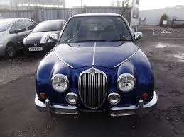 nissan micra japanese import 1998 mitsuoka viewt 1 0 auto jaguar mark 2 replica 3 dr hatchback