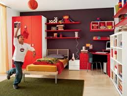 bedroom impressing modern wall shelves for kids rooms bedroom kids cool boys decoration idea with light impressive tween