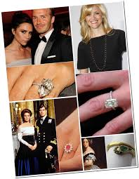 Victoria Beckham Wedding Ring by Best Engagement Rings Of All Time Angara
