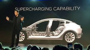 tesla unveils model 3 prototype elon musk says india can pre