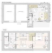 location d une chambre chez un particulier location de chambre chez particulier 17 plan am233nagement