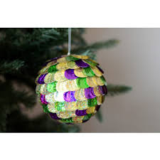 mardi gras tree decorations ornaments mardigrasoutlet