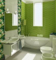 bathroom tile color ideas green flower pattern bathroom tile ideas home interiors