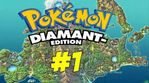 Sinnoh Map Pokémon Diamant Part 1 Die Sinnoh Region Erwartet Uns Youtube