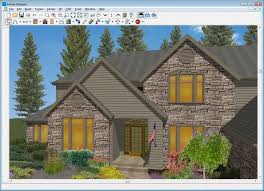 Nch Home Design Software Review Exterior House Design Software Gingembre Co