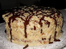 deliliah designs german chocolate cake