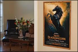 movie poster frames gallery spotlight displays