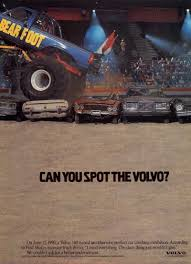 what time does the monster truck show start how volvo lost the plot