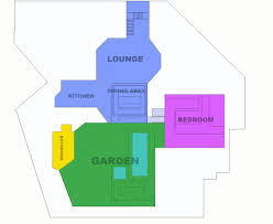 Find My Floor Plan Floor Plan Of Big Brother House House Design Plans