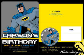 batman invitations printable free printable invitation design