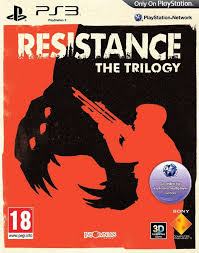 resistance the trilogy resistance wiki fandom powered by wikia