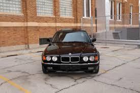 1992 bmw 7 series bmw 7 series sedan 1992 black for sale wbagc8319ndc80929 1992 bmw