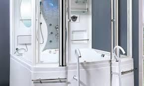 shower wonderful corner tub shower bathtub shower design http