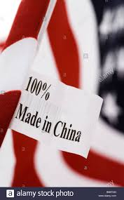 Flags Made In Usa Usa Flag Made In China Stock Photo Royalty Free Image 29632813