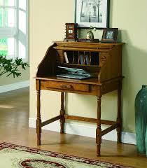 Secretarys Desk by Amazon Com Coaster Roll Top Bedroom Home Office Secretary Desk