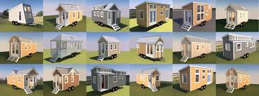 Tiny House Layout by 18 Tiny House Designs