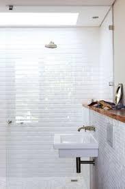 Bathroom White Brick Tiles - beauty bathroom white tiles 88 in amazing home design ideas with