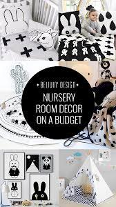 22 picks for a modern nursery room decor on a budget belivindesign