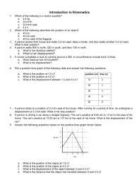 sr physics holt ch3 vectors u0026 projectiles u2013 practice test 1