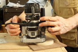 Woodworking Shows by Plunge Router Depth Adjustment Trick Popular Woodworking Magazine