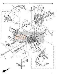 yamaha xvs650 dragstar 1997 spare parts msp