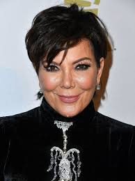 kris jenner haircut side view what s she done to her face kris jenner displays much plumper
