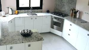 plan de travail cuisine blanc laqué granit plan de travail cuisine plan travail marbre plan de travail